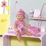 Кукла Baby Born 822005 Беби Борн Очаровательная Малышка интерактивная, 43 см