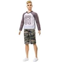Кукла Barbie Кен Игра с модой Barbie Fashionistas FNH40