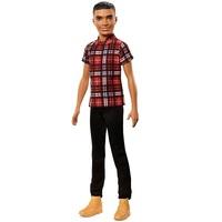 Кукла Barbie Кен Игра с модой Barbie Fashionistas FNH41