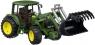 Трактор Bruder John Deere 6920 с погрузчиком 02052