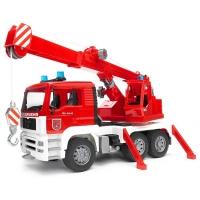 Bruder Пожарный автокран MAN 02770 Брудер