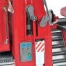 Bruder Пожарная машина Mack с лестницей 02821 Брудер