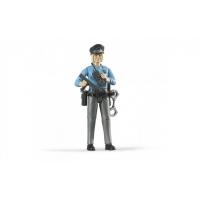 Фигурка женщины полицейского Bruder 60430