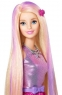 Кукла Barbie Цвет и стиль с волосами, меняющими цвет CFN47