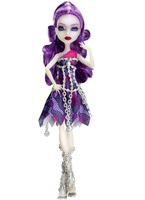 Кукла Monster High Спектра Вондергейст Населенный призраками