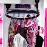 Игровой набор Barbie Шкаф Барби DMT57