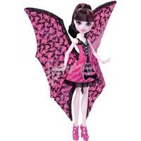 Кукла Monster High Дракулаура Летучая мышь DNX65