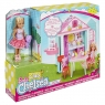 Игровой набор Barbie Домик Челси DWJ50
