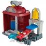 Игровой набор Hot Wheels Сити Пожарная станция FRH28/FRH29
