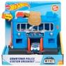 Игровой набор Hot Wheels Сити Полицейский участок FRH28/FRH33