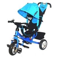Детский трехколесный велосипед Trike Favorit Classic FTC-108E-1 (синий)