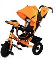 Велосипед детский трехколесный Favorit Trike Rally FTR-1210 (оранжевый)