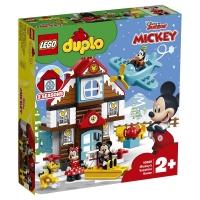Лего Дупло Летний домик Микки Lego Duplo 10889