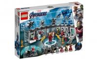 Лего Лаборатория Железного Человека Lego Super Heroes 76125