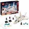 Лего Реактивный самолет Старка и атака дрона Lego Super Heroes 76130