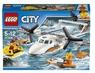 Lego City 60164 Спасательный самолет береговой охраны
