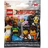 Lego Minifigures 71019 Гитарист-рокер Минифигурка Лего Ниндзяго