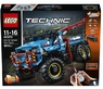 Lego Technic 42070 Аварийный внедорожник 6х6