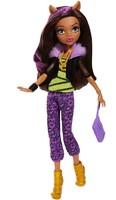 Кукла Monster High Клодин Вульф Первый день в школе DVH23