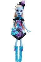 Кукла Monster High Эбби Боминейбл Вечеринка монстров FDF12