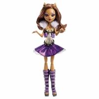 Кукла Monster High Клодин Вульф Она живая Y0422