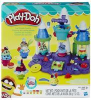 Play-Doh Набор пластилина Замок мороженого B5523