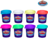 Play-Doh Plus Набор пластилина из 8 банок A1206