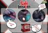 Настольная игра Взломщик сейфов Safe Breaker YL016