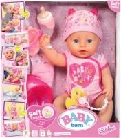 Кукла Интерактивная Baby Born девочка 824368