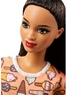 Кукла Барби Игра с модой Barbie Fashionistas DVX78