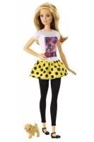 Кукла Барби Сестра Barbie с питомцем DMB26