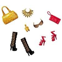 Набор обуви и аксессуаров для куклы Barbie Игра с модой N4811/BCN44