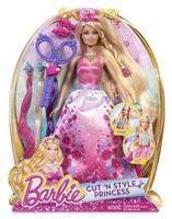 Кукла Barbie Принцесса Сказочные волосы BCP41