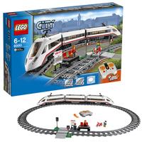 Скоростной пассажирский поезд Lego City 60051 Подмята упаковка