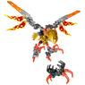 Икир, Тотемное животное Огня
