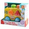 Детская игрушка PlayGo Развивающий автобус-сортер 2107