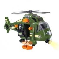 Детская игрушка Dickie Военный вертолет с лебедкой 20 330 8363