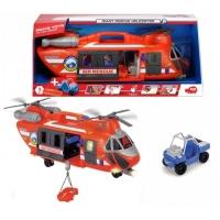 Детская игрушка Dickie Вертолет спасателей 20 330 9000