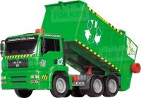 Детская игрушка Dickie Мусоровоз с контейнером 20 380 5000