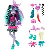 Кукла Monster High Твайла Под напряжением DVH71