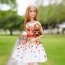 Кукла Barbie Коллекционная Красавица в парке DVP55