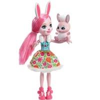 Кукла Enchantimals с питомцем Бри Кроля DVH88