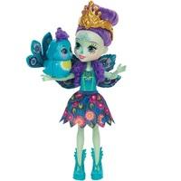 Кукла Enchantimals с питомцем Пэттер Павлина DYC76