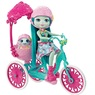 Игровой набор Enchantimals Прогулка на велосипеде с куклой Тайли FCC65