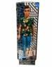 Кукла Barbie Кен в футболке с цветочным принтом FJF73