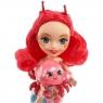 Кукла Enchantimals с питомцами Камео Краб FKV60