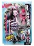 Кукла Monster High Дракулаура DVH36 Стильные прически