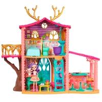 Домик с куклой Enchantimals Данесса Олененок FRH50