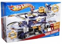 Трек Hot Wheels Мега гараж Автотрек Хот Вилс V3260