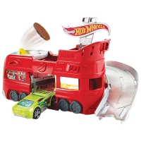 Игровой набор Hot Wheels Бургерная на колесах FDF56